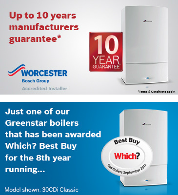 Worcester Accredited Installer Waterlooville